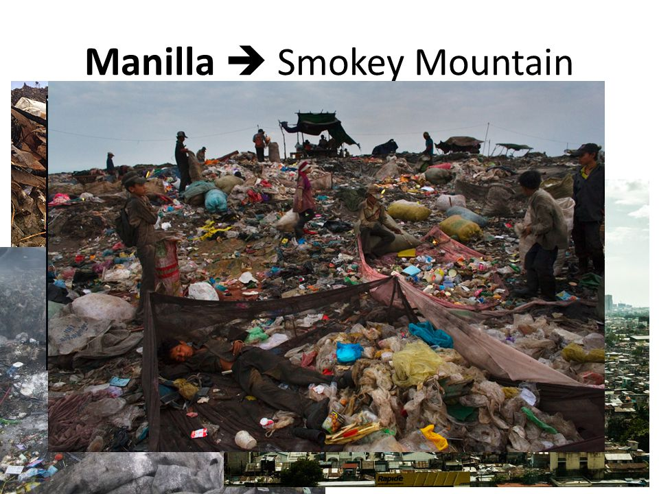 Manilla  Smokey Mountain