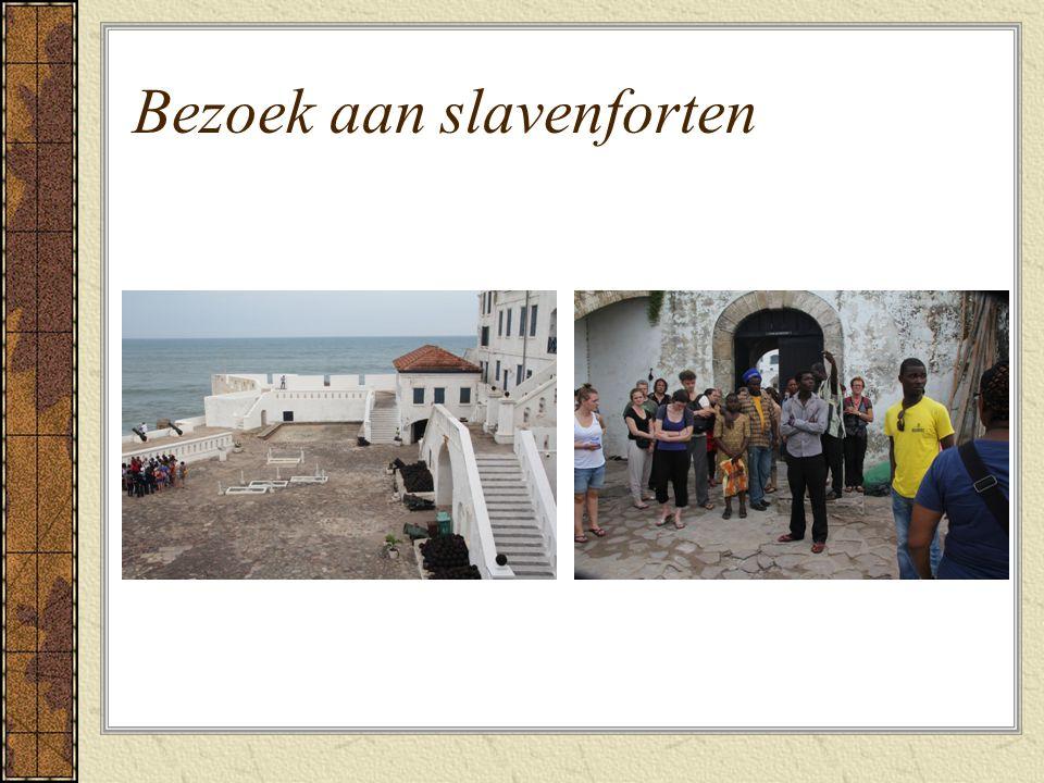 Bezoek aan slavenforten