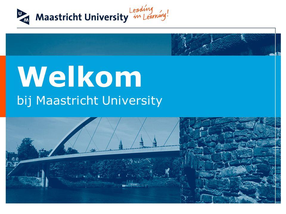 Welkom bij Maastricht University