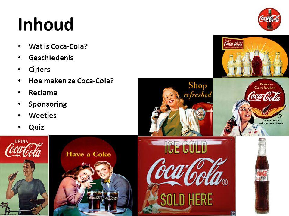 Wat is Coca-Cola.