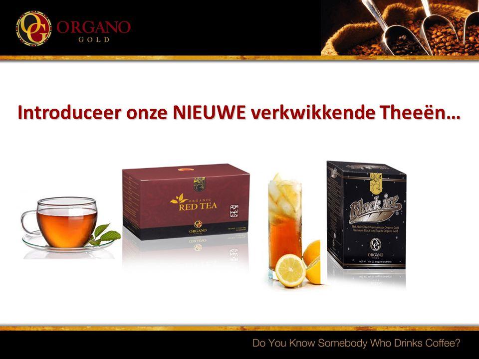 ORGANISCHE RODE THEE Levert oude ingrediënten aan de moderne wereld Voeg wat helderheid aan uw dag met een kopje Organo Gold s Heerlijke Rode thee.