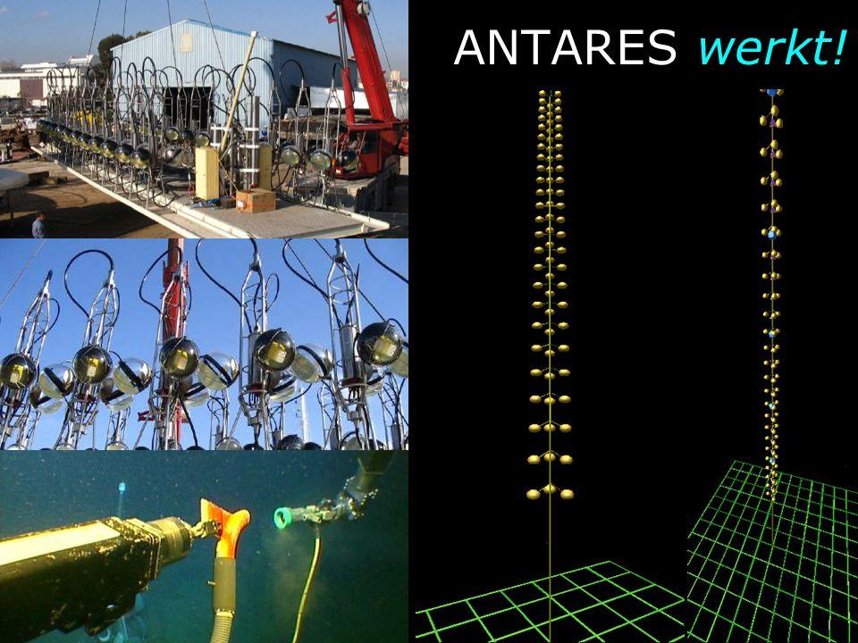 ANTARES neutrinotelescoop