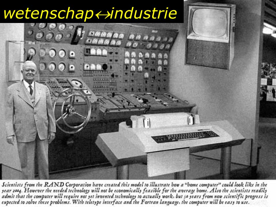 CERN's 1 e computer: Wim Klein