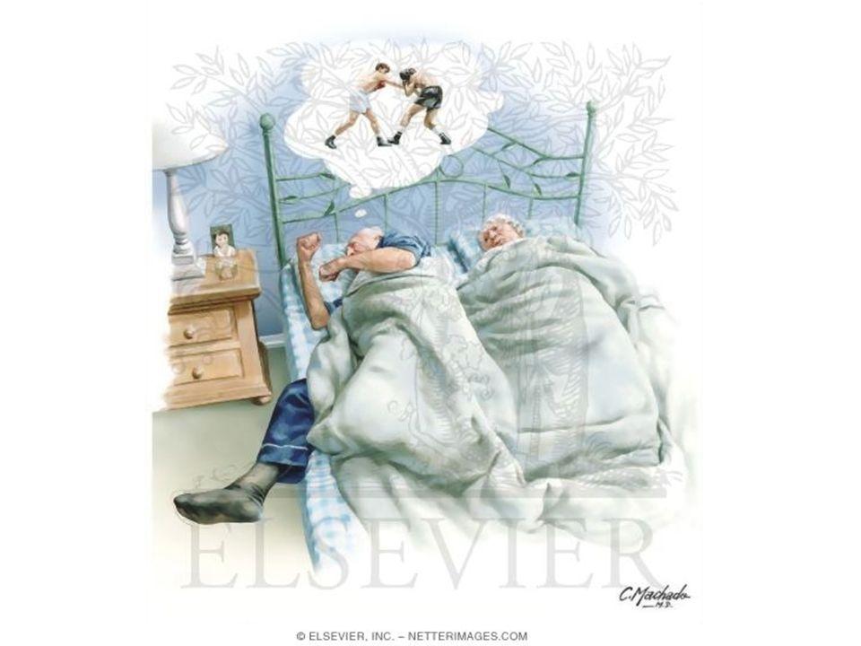 Onderzoek Stofwisselingsscans bij REM slaap gedragsstoornis Ziekte van Parkinson voorspellen.