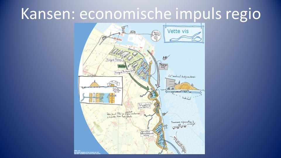 Kansen: economische impuls regio