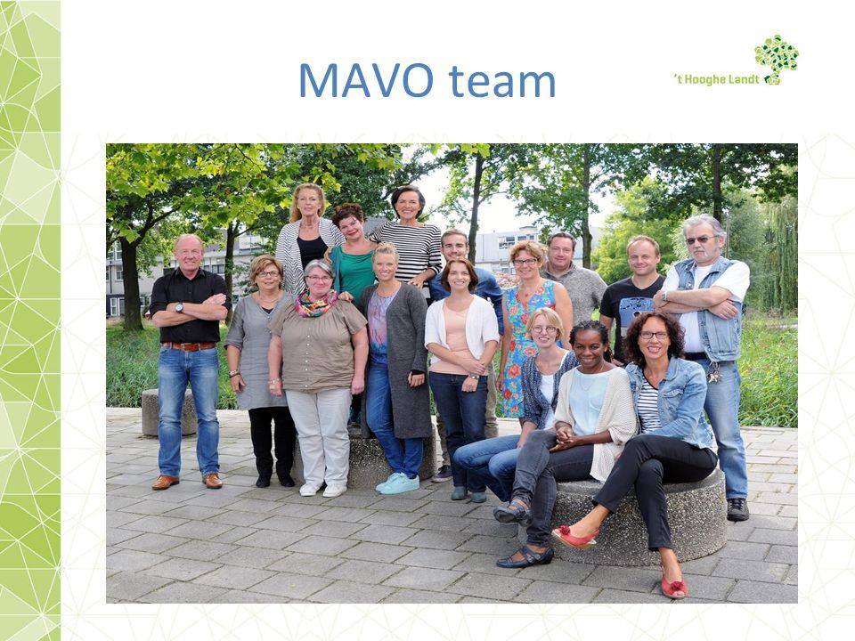 MAVO team