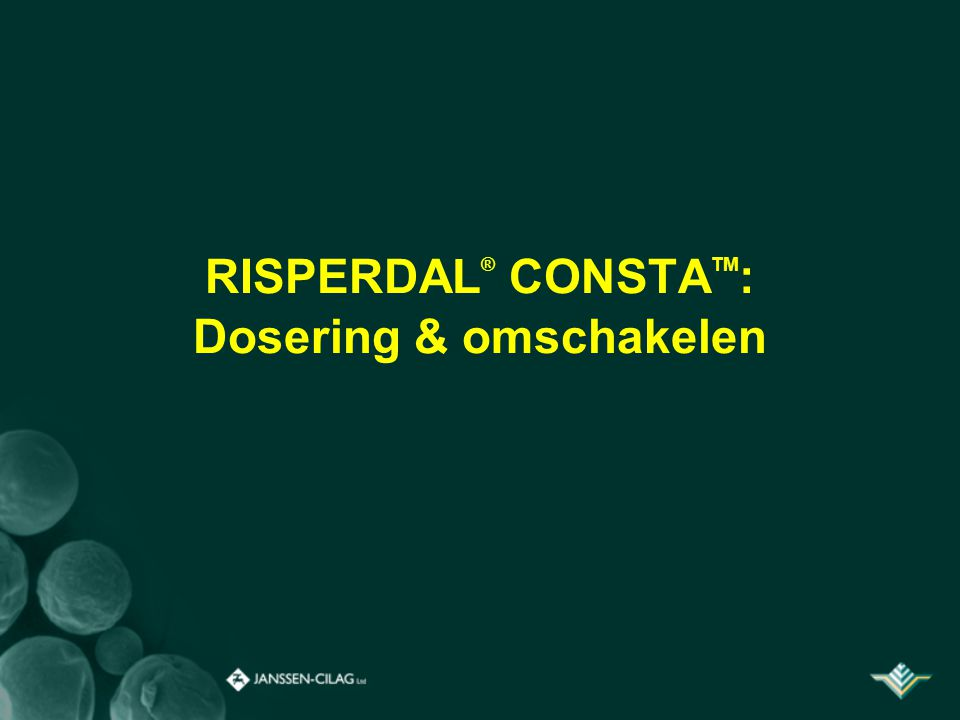 1,8 mg /d25 mg / 14 d Wereld Gezondheids Organisatie Vastgelegde Dagelijkse Dosis (DDD – Defined Daily Dose )