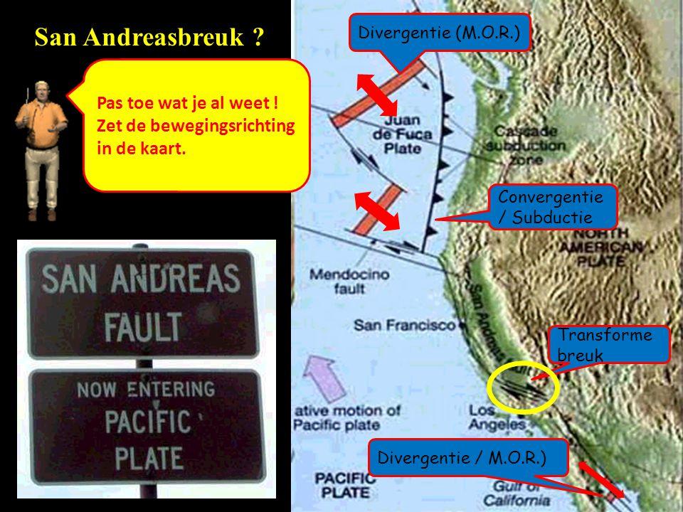 San Andreasbreuk .
