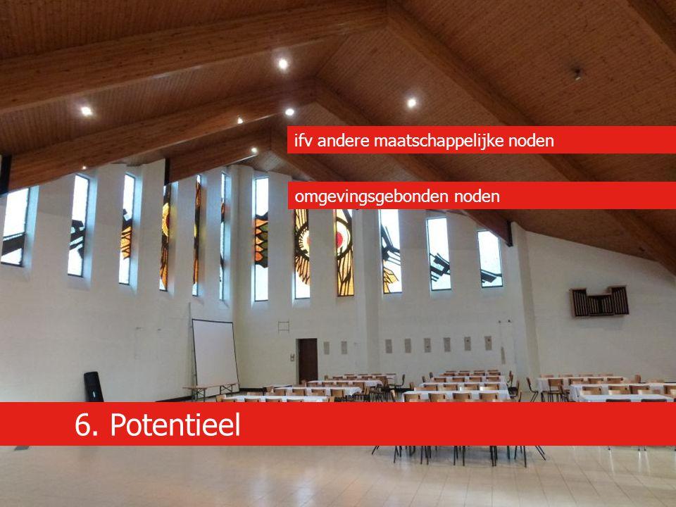 6. Potentieel ifv andere maatschappelijke noden omgevingsgebonden noden
