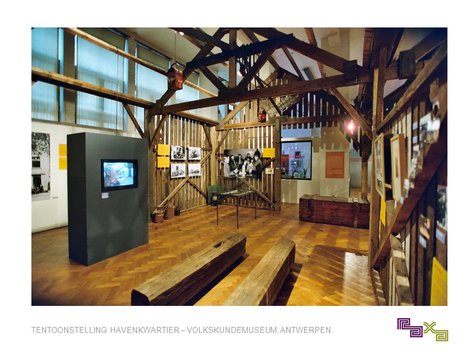 TENTOONSTELLING HAVENKWARTIER – VOLKSKUNDEMUSEUM, ANTWERPEN