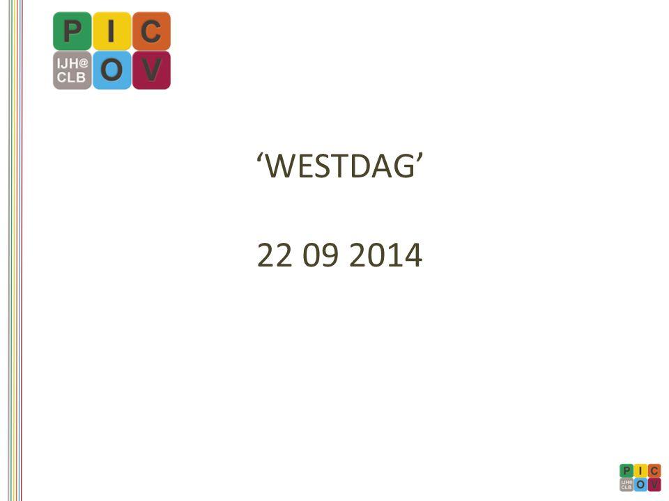 'WESTDAG' 22 09 2014