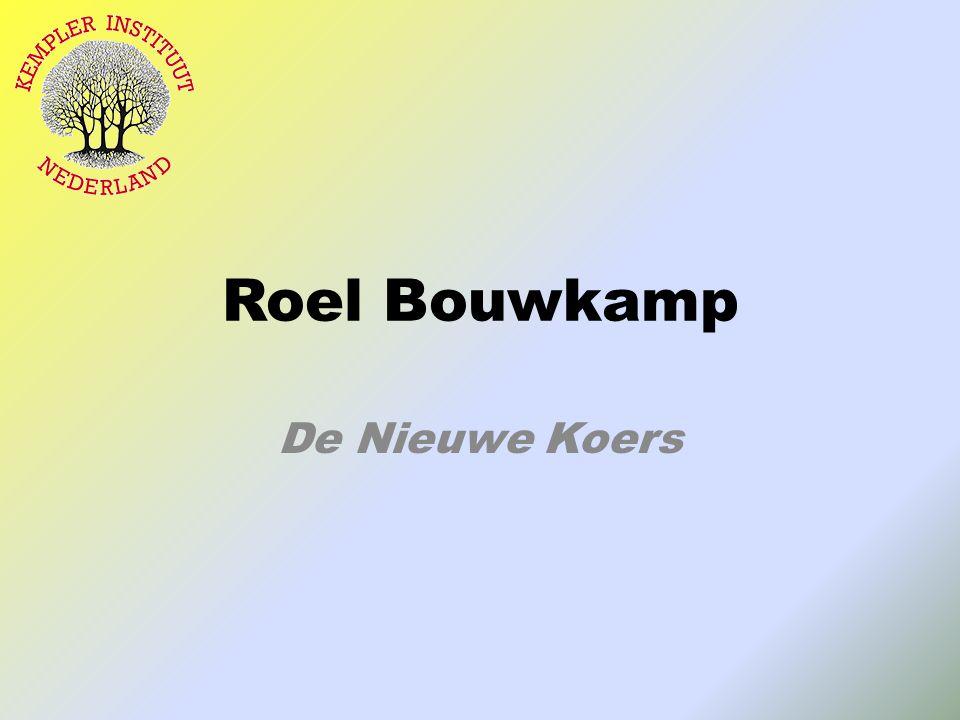 Roel Bouwkamp De Nieuwe Koers