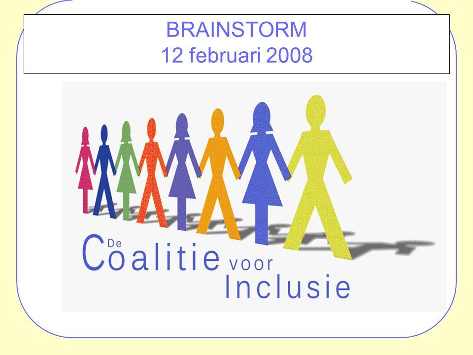 BRAINSTORM 12 februari 2008