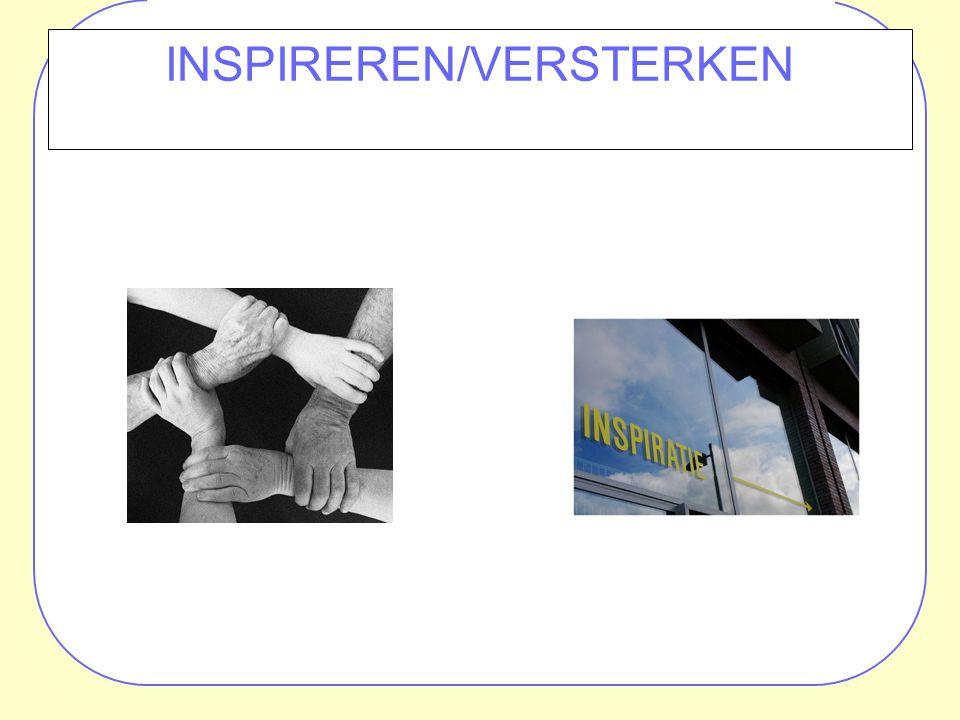 INSPIREREN/VERSTERKEN