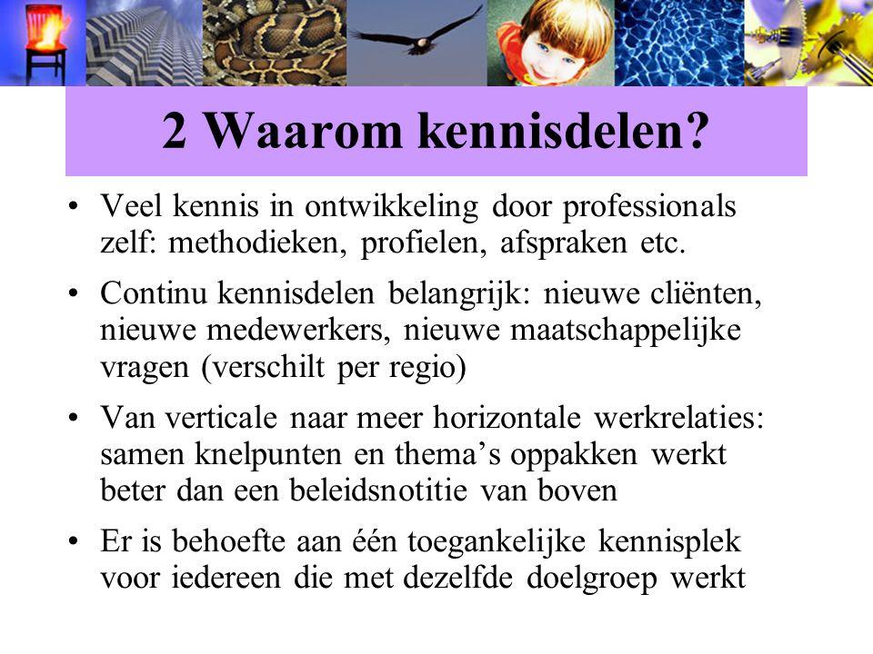 2 Waarom kennisdelen.