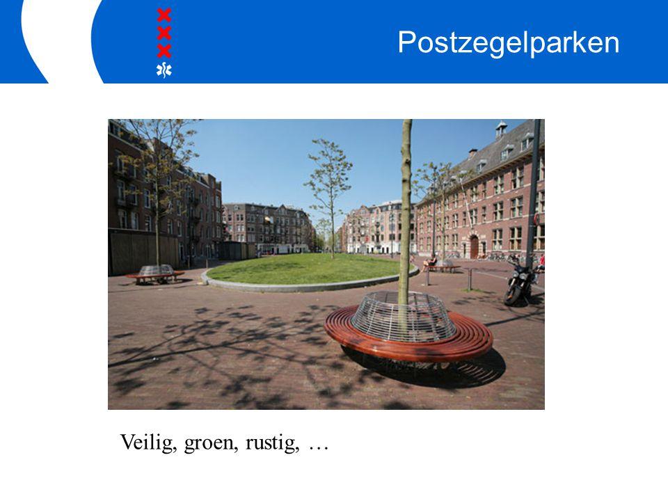 Een eigen huis Postzegelparken Veilig, groen, rustig, …