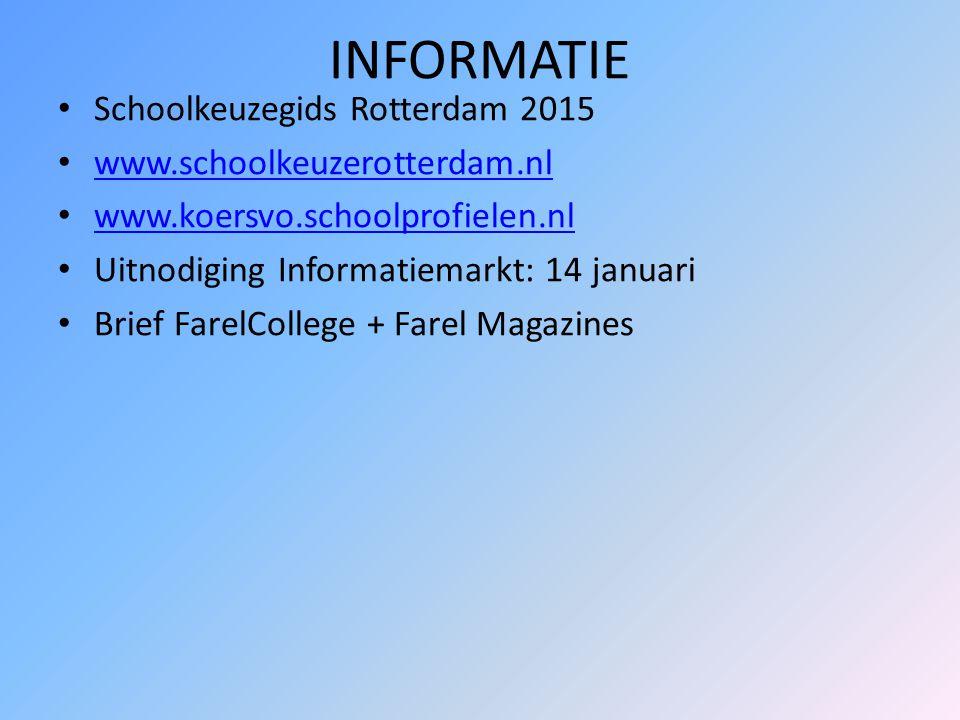 Klassikale schoolbezoeken 27 november: Palmentuin 1 december: Gemini College 12 december: gastles Scheepvaart & Transport College 16 januari: Veenoord