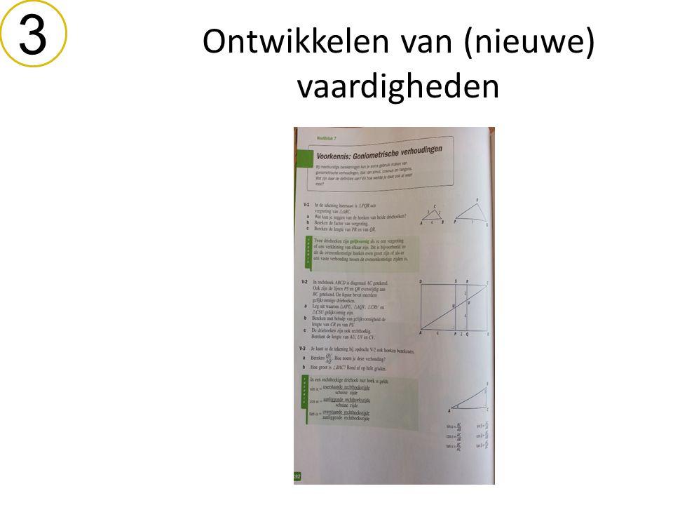 Testen van bestudeerde leerdoelen en indelen in niveaugroepen 3