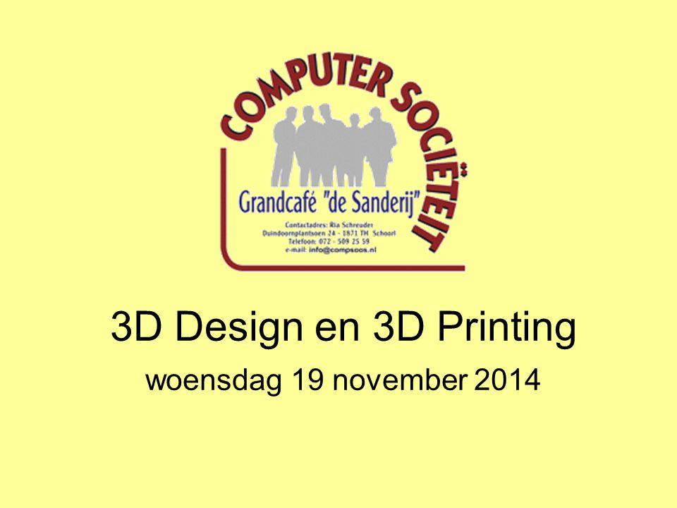 3D Design Wat is 3D Design.