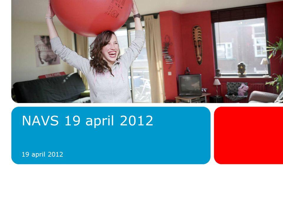 NAVS 19 april 2012 19 april 2012