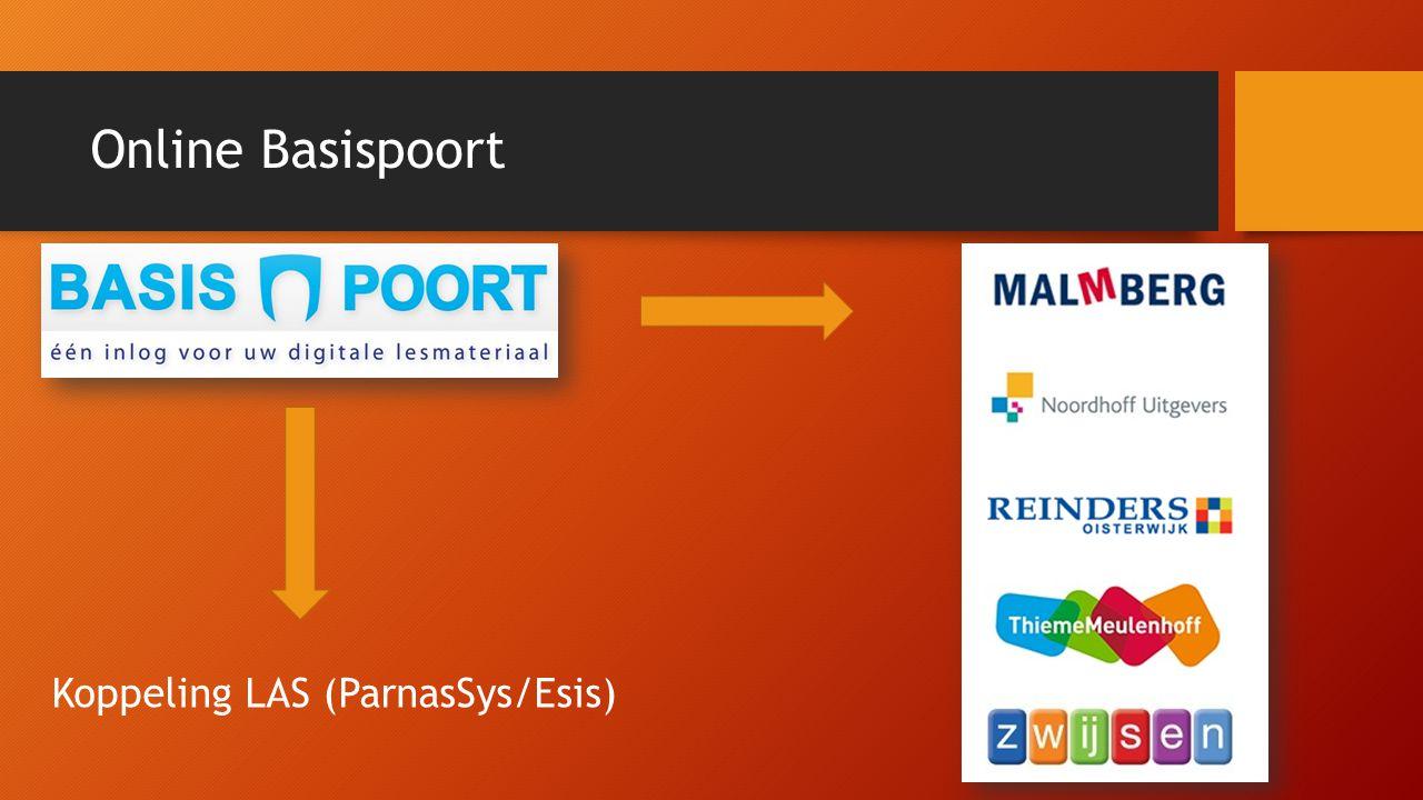 Online Basispoort Koppeling LAS (ParnasSys/Esis)