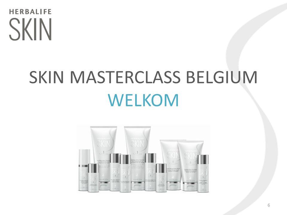 SKIN MASTERCLASS BELGIUM WELKOM 6
