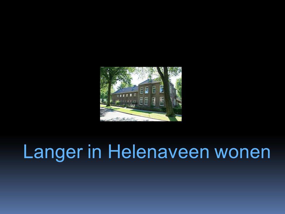Langer in Helenaveen wonen