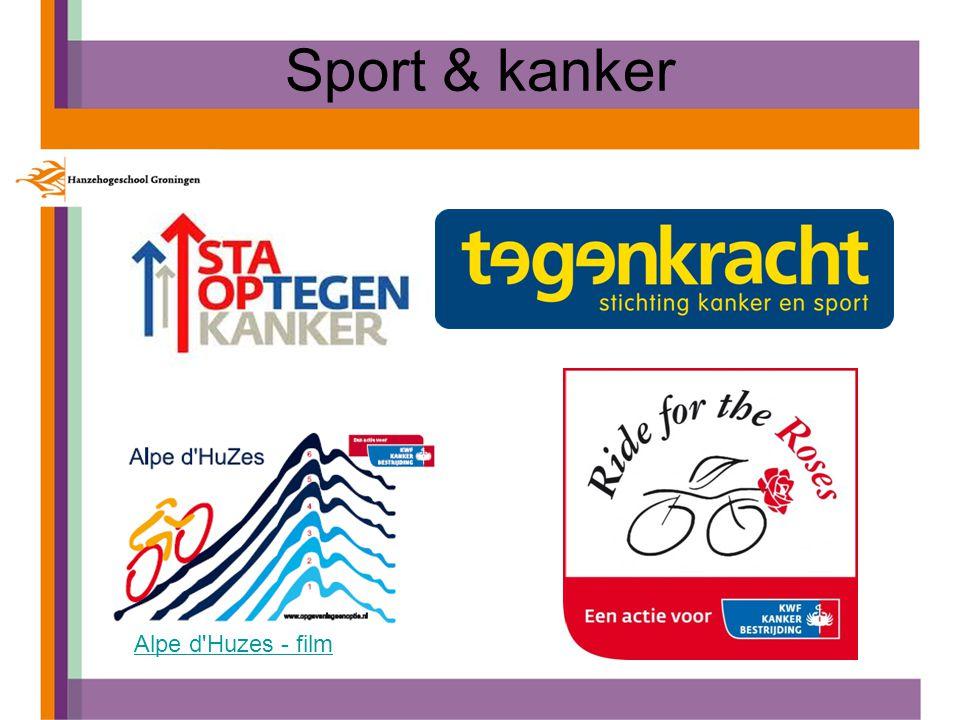 Sport & kanker Alpe d'Huzes - film