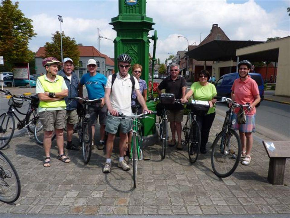 Te Belsele bezochten we de Boelens Brouwerij ,waar we een toffe uitleg kregen over de geschiedenis van de brouwerij en het brouwproces.