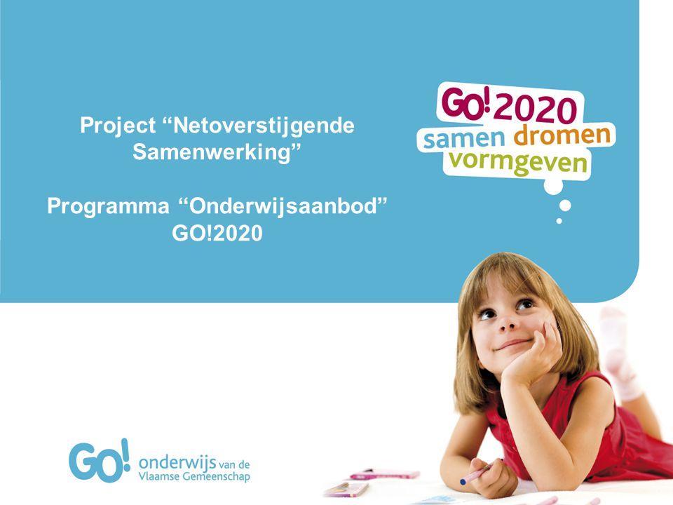 Project Netoverstijgende Samenwerking Programma Onderwijsaanbod GO!2020