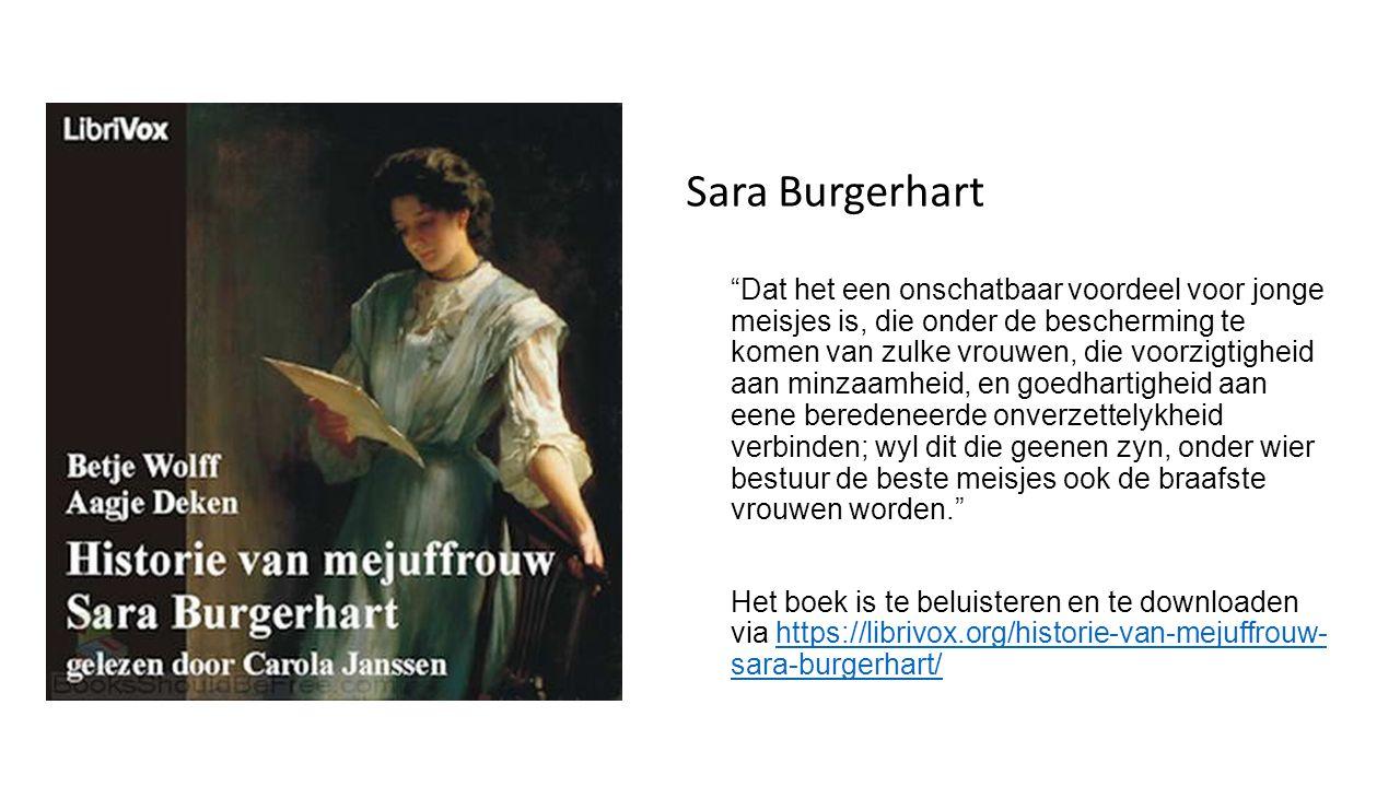 Proeve over de Opvoeding (1779) Aan de Nederlandse moeders is de ondertitel.