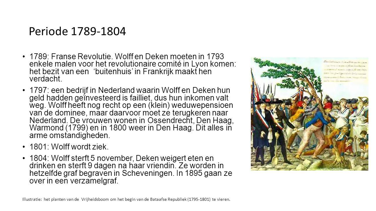Belangrijkste Werken Proeve over de Opvoeding (1779) Historie van mejuffrouw Sara Burgerhart (1782) (briefroman) Willem Leevend (1784-85) (briefroman in 8 delen) Cornelia Wildschut (1793-1796) (briefroman) Geschrift eener bejaarde vrouw (1802) Holland in 2044..