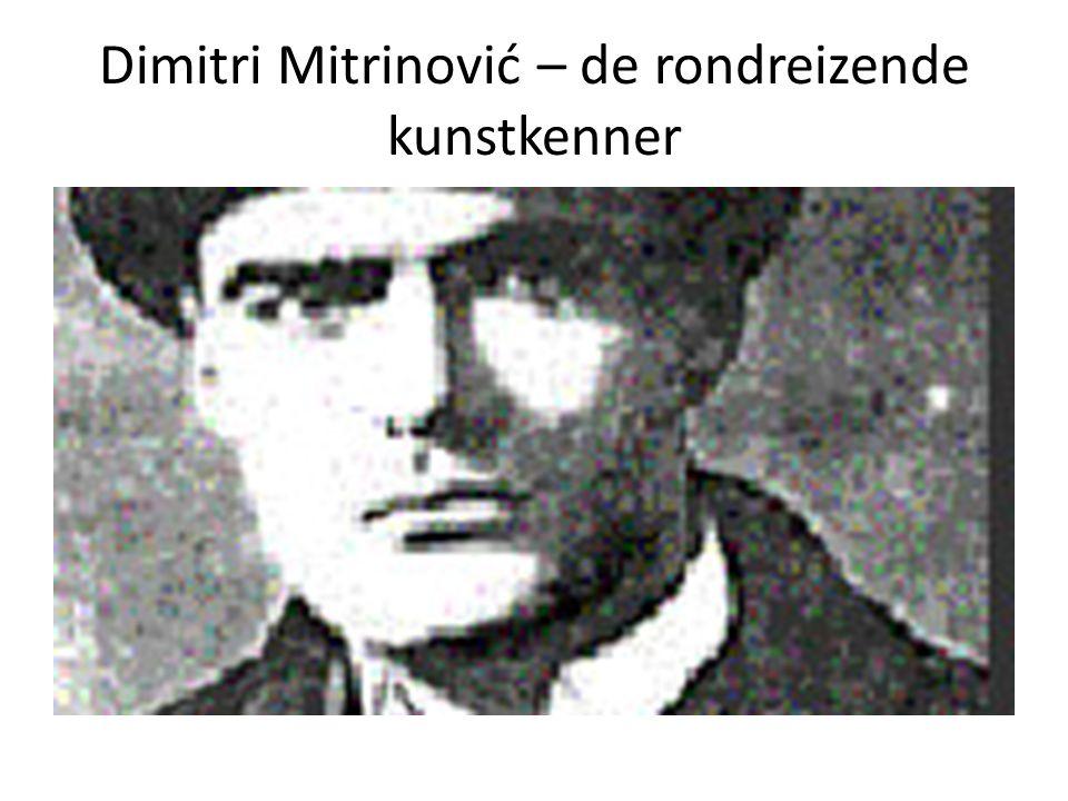 Vladimir Gačinović De man achter de complotten