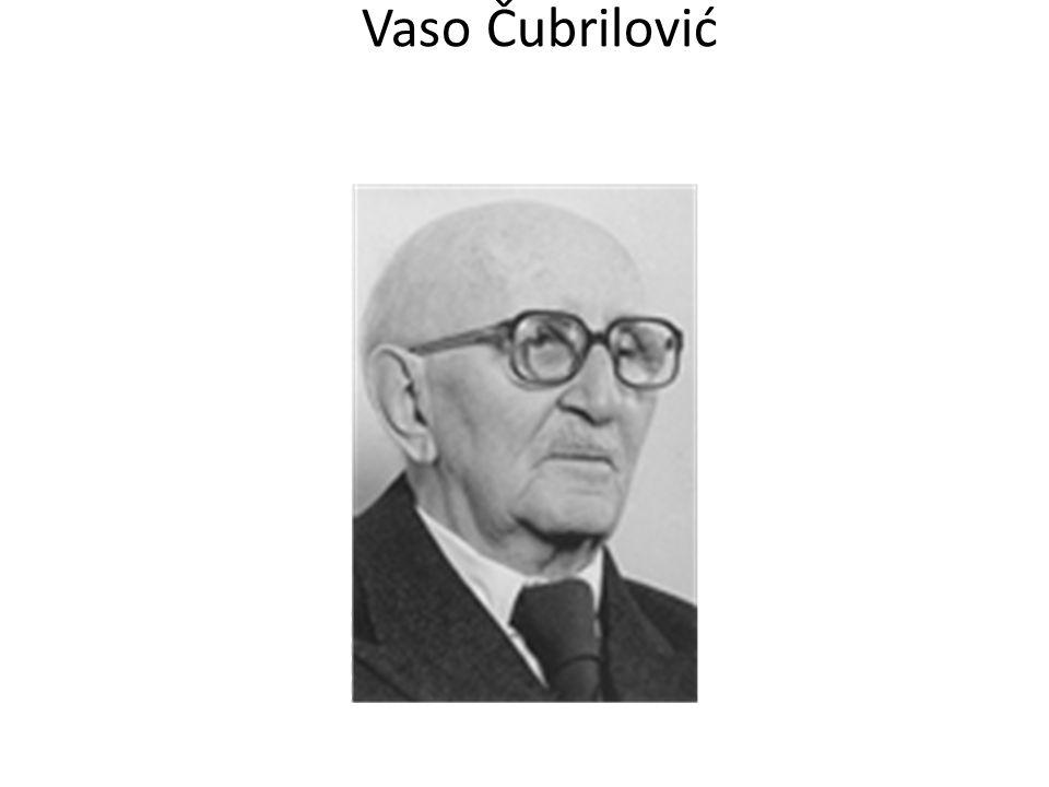 Vaso Čubrilović