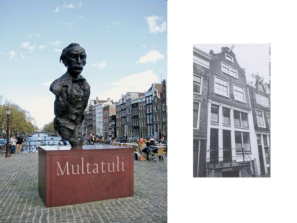 Eduard Douwes Dekker (1820 – 1887) Multatuli Biografie: zie hand-out!