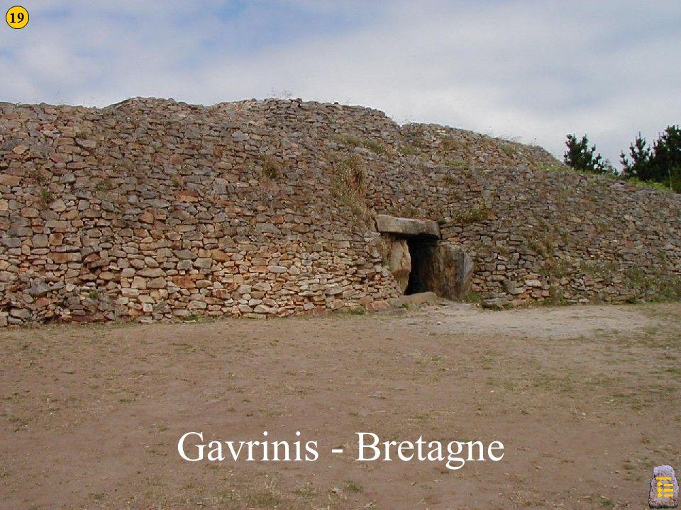 Gavrinis - Bretagne 19