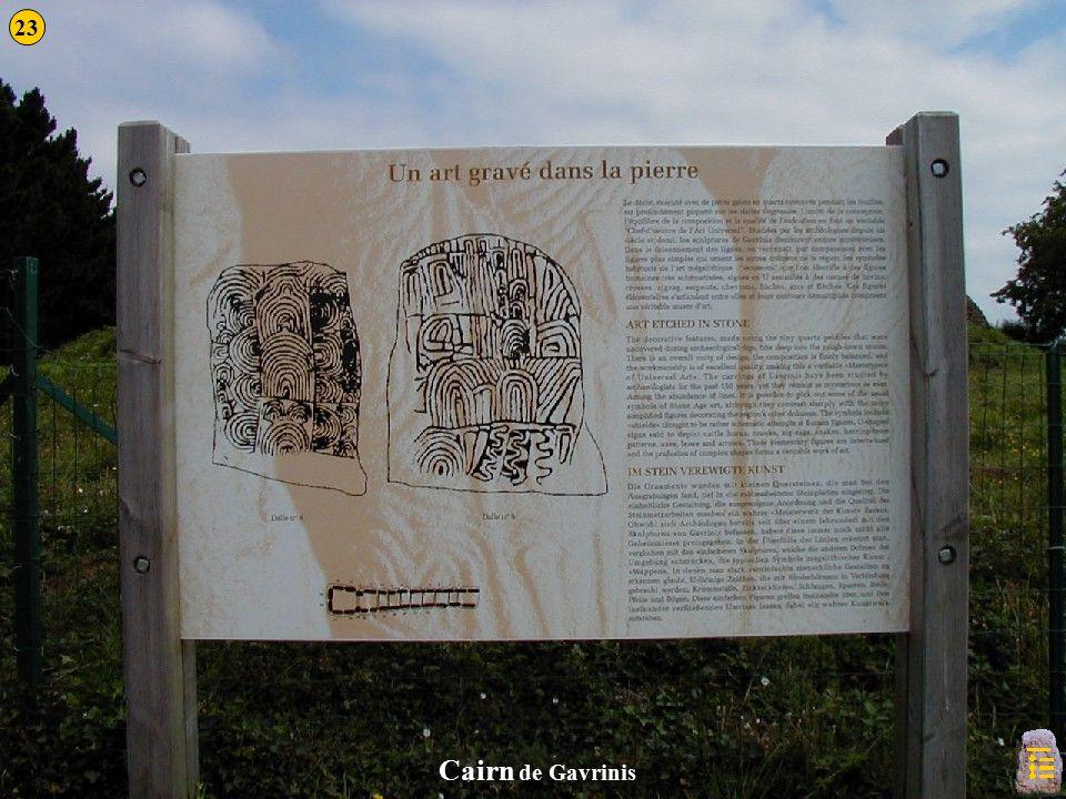 Gavrinis d Cairn de Gavrinis 23