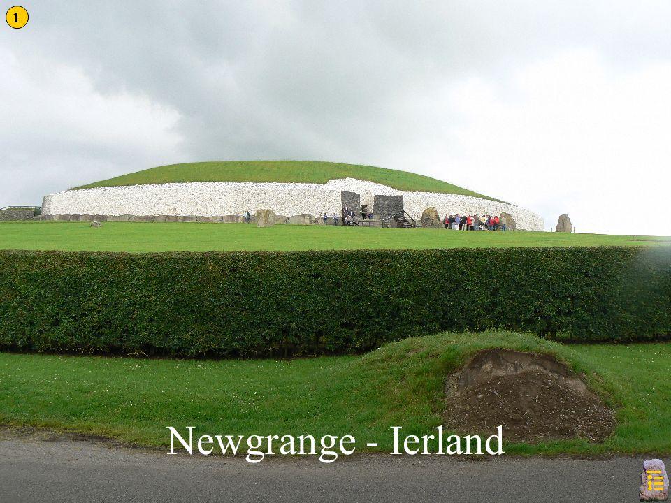Newgrange - Ierland 1