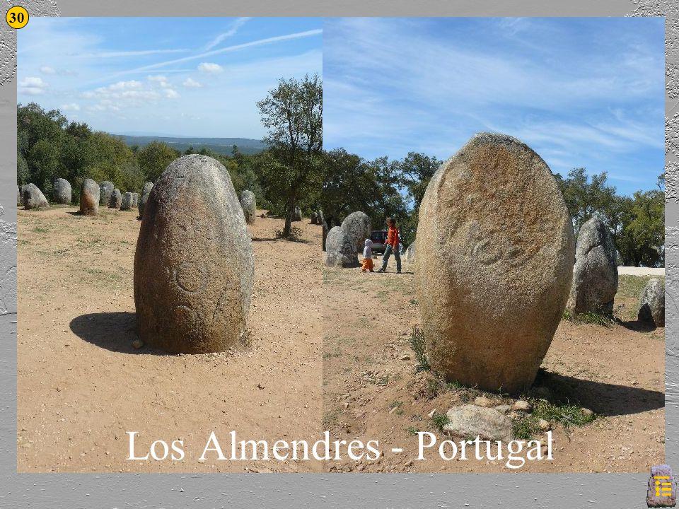 Los Almendres - Portugal 30