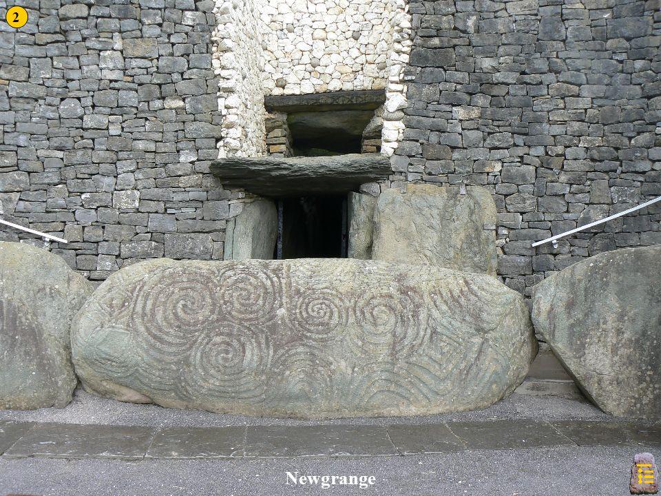 Cairn T Loughcrew - Ierland 13