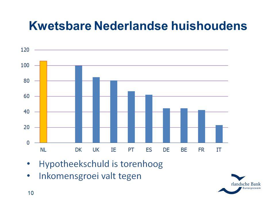 Kwetsbare Nederlandse huishoudens 10
