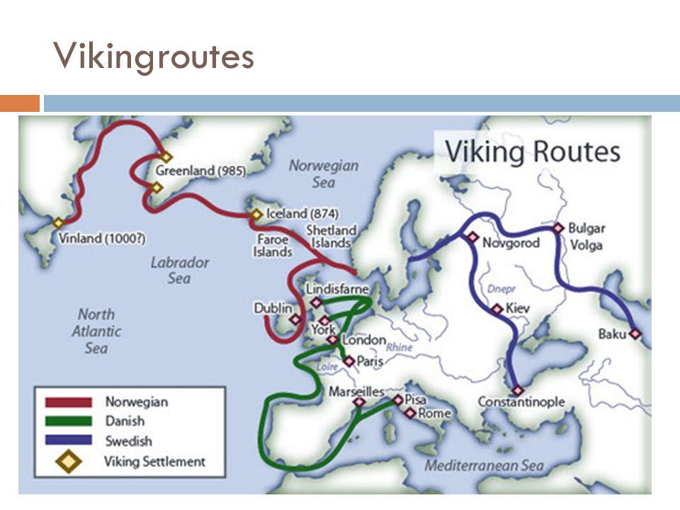 Vikingroutes