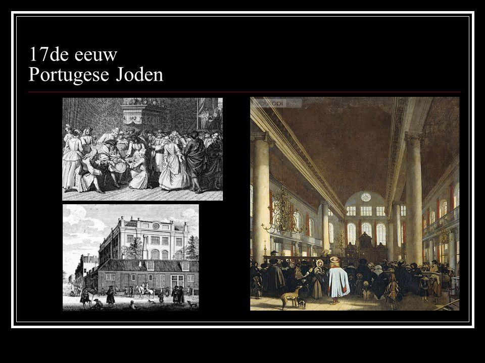 17de eeuw Portugese Joden