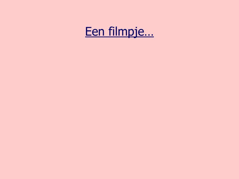 Een filmpje…