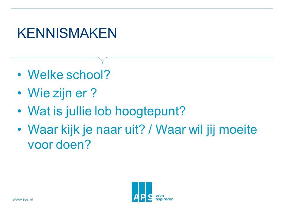 Simon Vestdijk Harlingen, mavo decaan, 3 mavo op stage/ stage markt/ ouders bekijken kraampjes Lob meer gaan borgen.