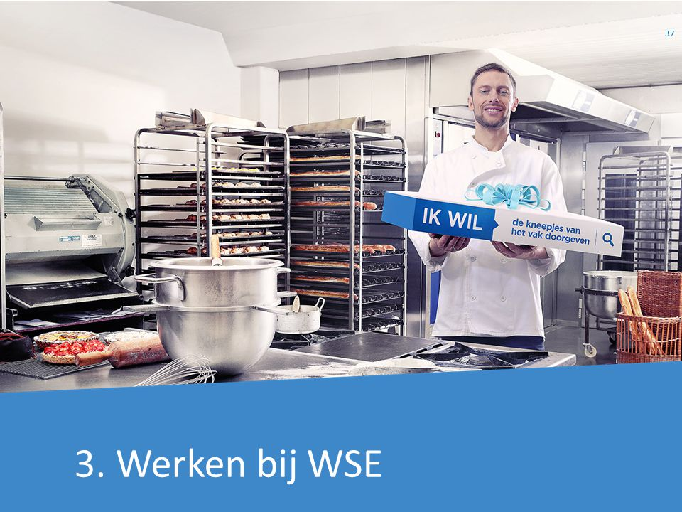3. Werken bij WSE 37