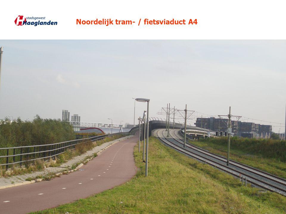 11 Noordelijk tram- / fietsviaduct A4