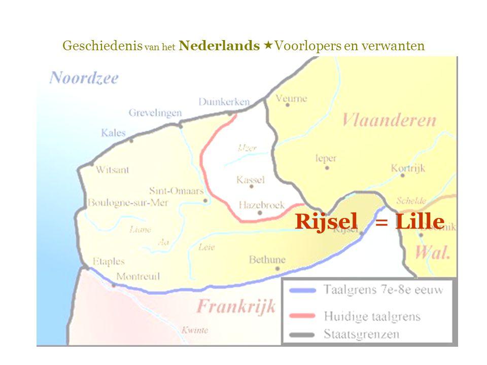 Rijsel = Lille