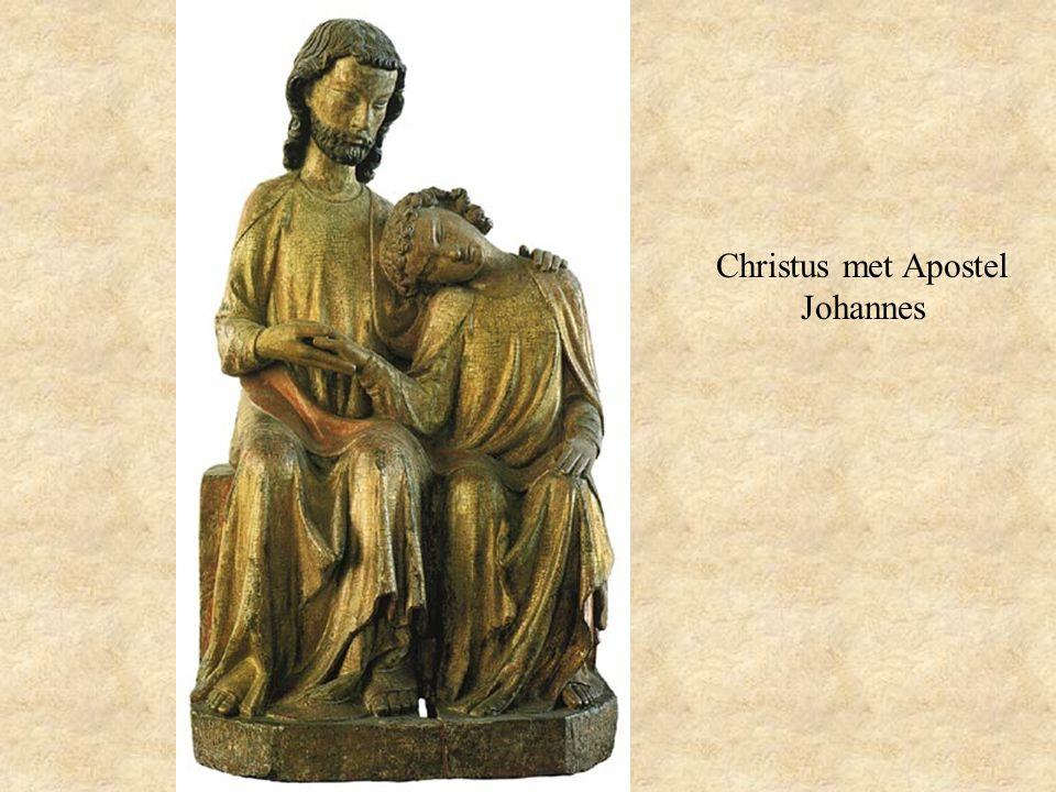 Christus met Apostel Johannes