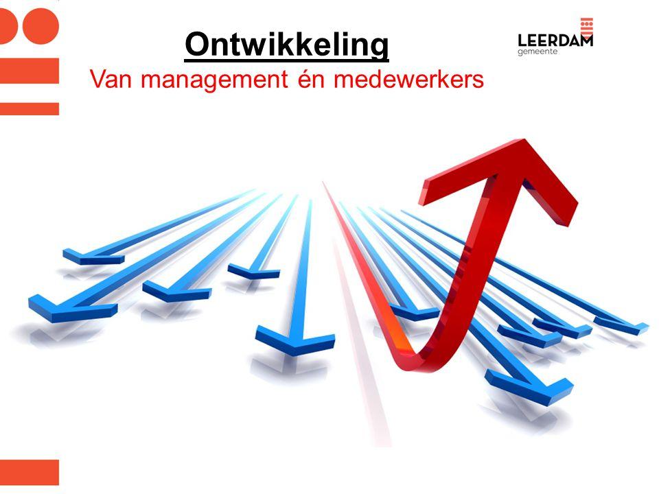 Management MD-traject MedewerkersLeerdamse Leeromgeving